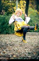 Vocaloid - Swing by aco-rea