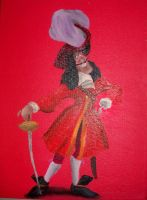 Captain Hook by billywallwork525