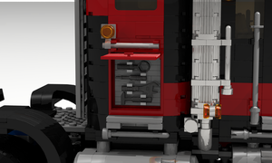 5571 Black Cat Giant Truck - Legacy Version r3 by ryanthescooterguy
