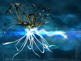 Molecular Tentacles by ayreon3