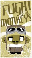 Flight of the Monkeys by spiers84