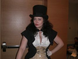 Zatanna Close up 2 Dragoncon by doctornocturne