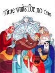 Time waits for no one by WhiteFangKakashi300