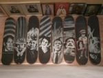 old boards by Gripart