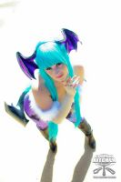 Morrigan's Taunt by Lily-in-Leather