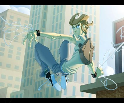 More Peter Parker by Javas