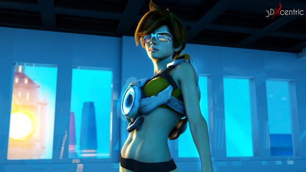 Tracer - Time's up by 3DXcentric