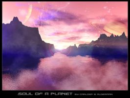 Soul of planets by carlosp