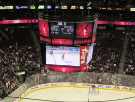First Arizona Coyotes Goal by BigMac1212