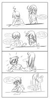 Comic Relief 3 by soul-less-puppet