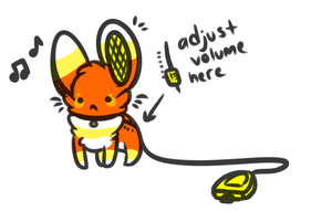 Portable Mouse Adopt CLOSED by NeonOwlz