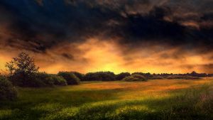Landscape by JacqChristiaan