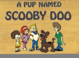Pup Named Scooby Doo by LotusWolf