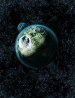 Planet No.3 by Gagrit