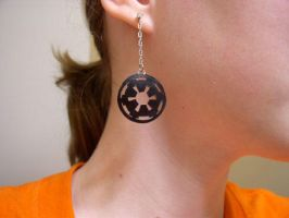 Imperial Earring by dreaminpng