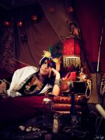 Sinbad: The Lazy King by SNTP