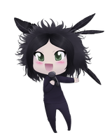 Laurie chibi by Ruusu-chan