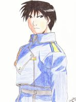 Roy Mustang by FastBack411