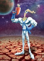 Earthworm Jim by Taylor-made