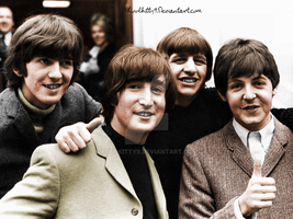 The Beatles 1965 by koolkitty9