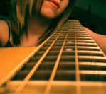 while my guitar gently weeps by lefemmeviolent