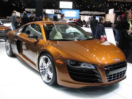 Audi R8 5.2 V10 FSI by Big-D-pictures