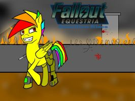 Fallout Equestria: Rebellion rises by RainbowBeam1