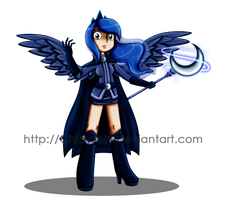 Dictator of the Moon~ by ChibySoly