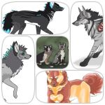 Old Characters For Sale/Trade by Error-303