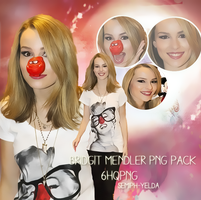 Bridgit Mendler Png Pack by YeldaOzcn