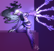 Arttrade - Chrona by serenadefox