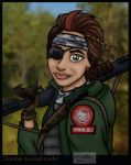 Zombie-Survival-Linda by flaming-trout