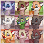 Feral port for sale by Mousesong
