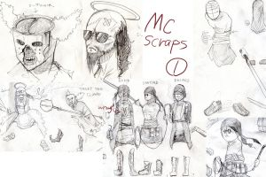 Mc Scraps 1 by Nix-Nought-Nothing