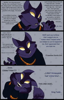 .::Tedd Talk - Pg 2::. by SpookyTrap