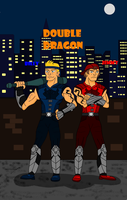 Double Dragon by JMP2020