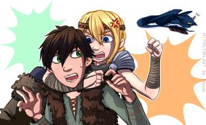 HTTYD by rdanys