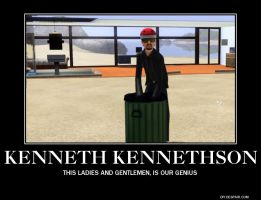 Kenneth Kennethson by TheSoloRollo