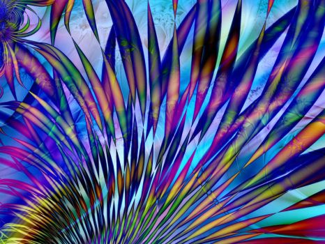 Explosion of Colours by Thelma1