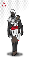 Assassins Creed OC by The-Red-Right-Hand