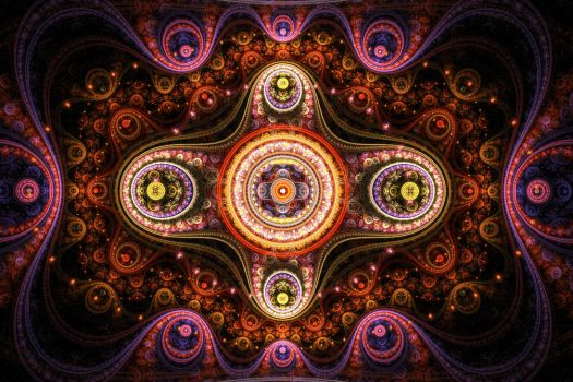 fractal 356 by Silvian25g
