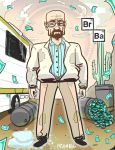 Walter White by kraola