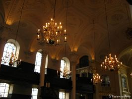 Inside St Martin in the Fields by missionverdana