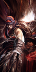 Prince of Persia Vertical Tag by 1337Garona1337