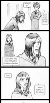 Has he learned nothing? by laerry