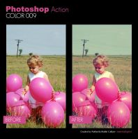 Photoshop Action - Color 009 by primaluce