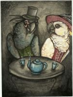 Tea for Toos by Crowtesque