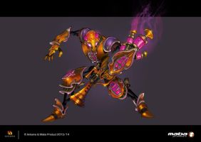 Steamer-Wakfu by MabaProduct