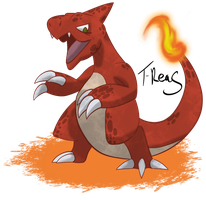 Charmeleon by T-Reqs