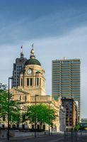 Iconic Fort Wayne by redwolf518